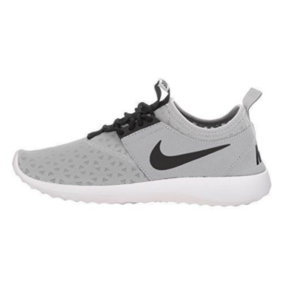 7249fbfcf5b2 Nike Juvenate Wolf Grey Low Top Running Shoes New